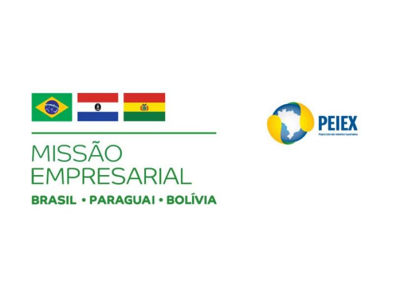 Missão Empresarial | Brasil – Paraguai – Bolívia