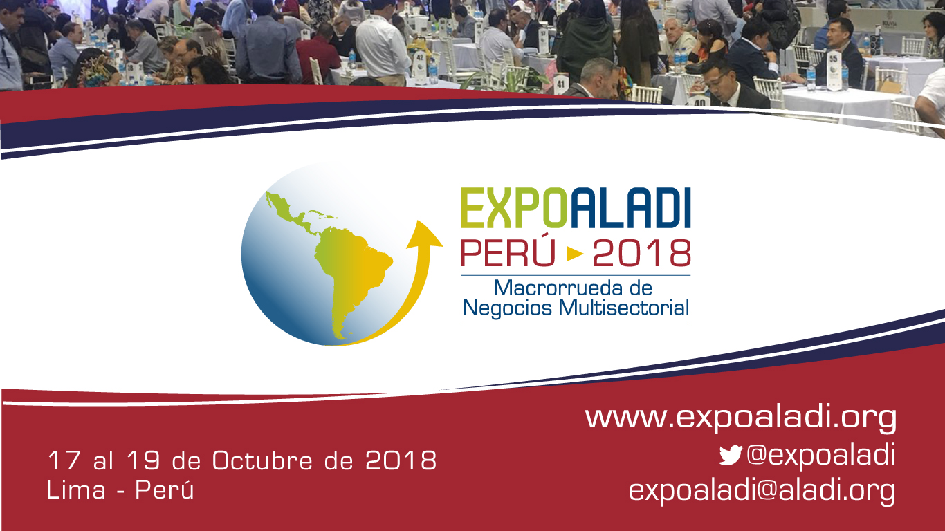 EXPO ALADI-Peru 2018